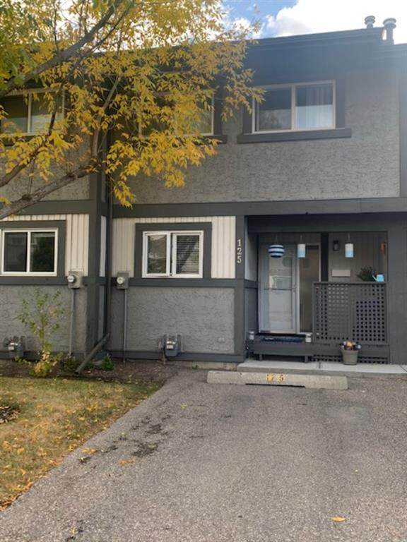 7172 Coach Hill Road SW #125, Calgary, AB T3H 1C8 (#A1043057) :: Canmore & Banff