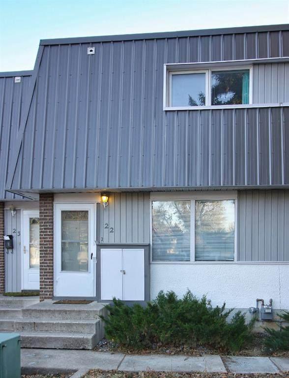 1601 23 Street N #22, Lethbridge, AB T1H 4M9 (#A1043389) :: Redline Real Estate Group Inc