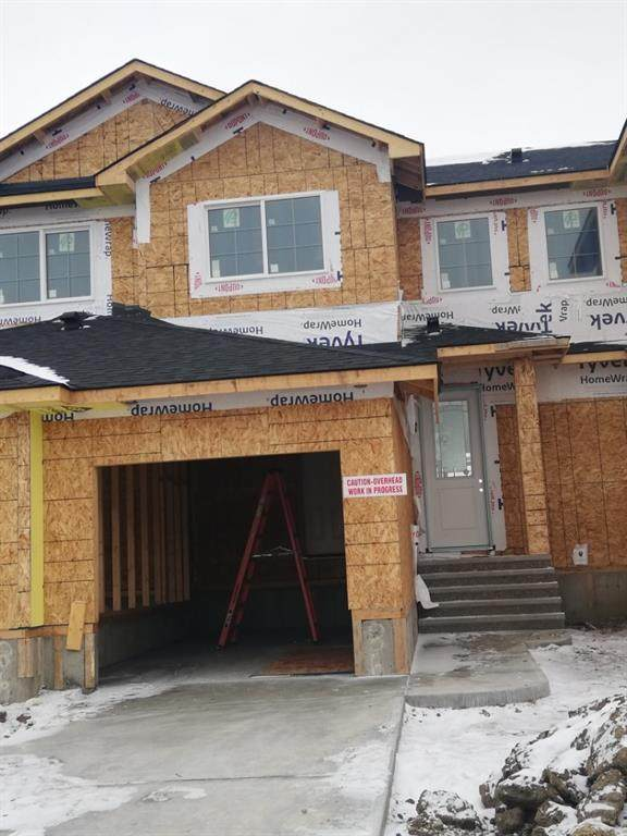 860 Marina Drive, Chestermere, AB T1X 1Y6 (#A1043844) :: Canmore & Banff