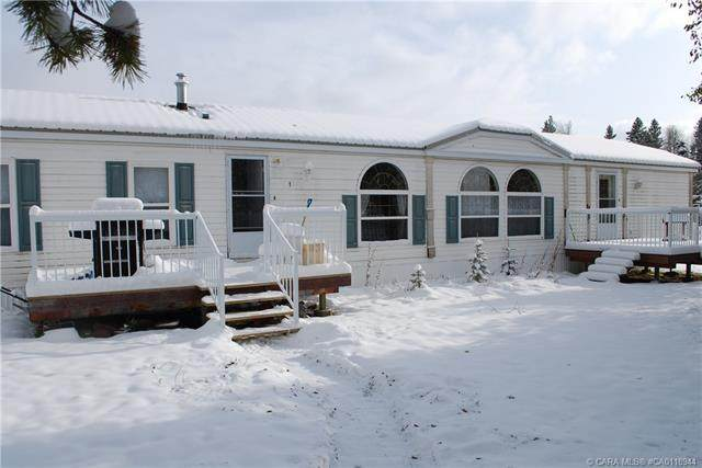 9 Pinewood Drive #1, Rural Clearwater County, AB T4T 2A3 (#A1043846) :: Canmore & Banff