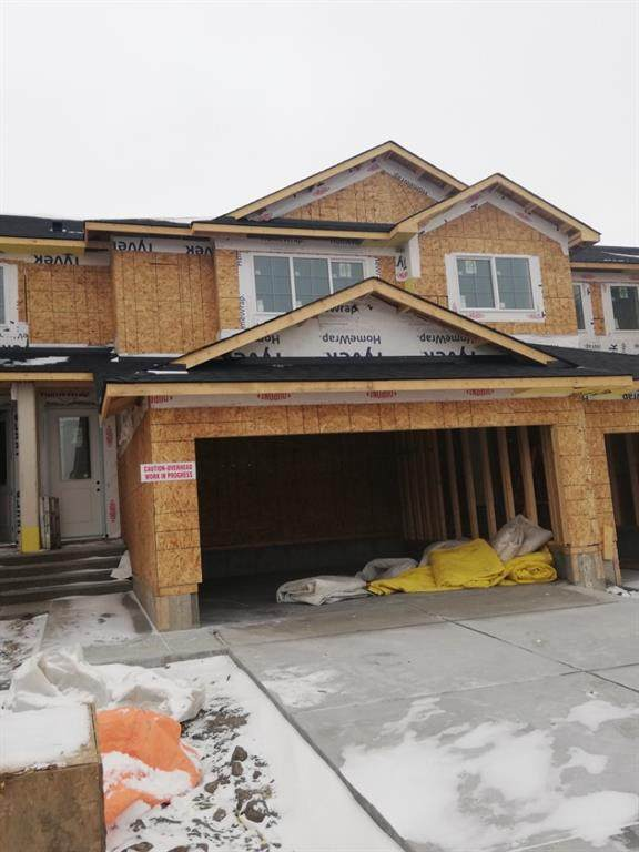 864 Marina Drive, Chestermere, AB T1X 1Y6 (#A1044137) :: Canmore & Banff