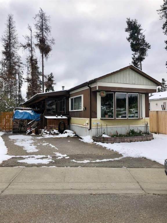 1033 Lodgepole Street, Jasper, AB T0E 1E0 (#A1044152) :: Canmore & Banff