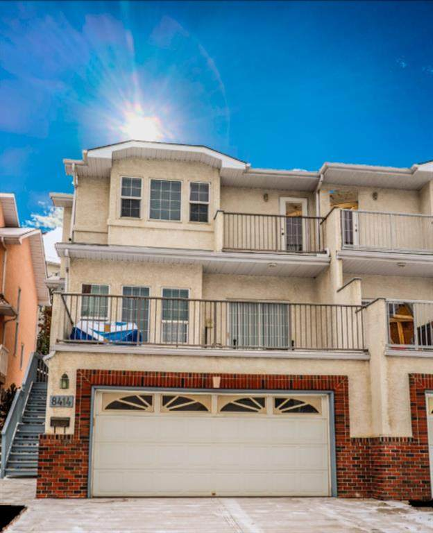 8414 Silver Springs Road NW, Calgary, AB  (#A1044767) :: Redline Real Estate Group Inc