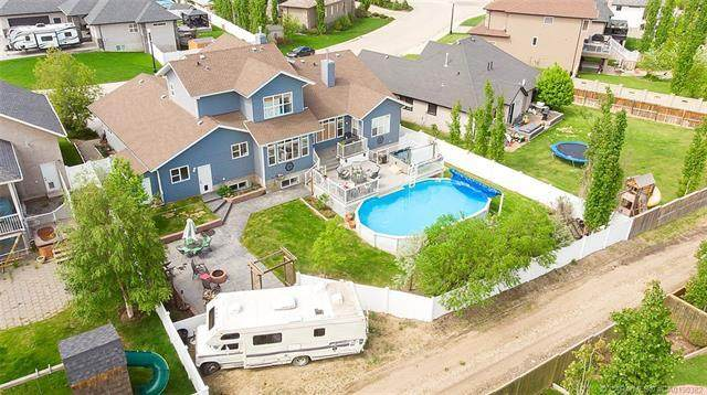 42 Fieldstone Way, Sylvan Lake, AB T4S 2L3 (#A1044988) :: Redline Real Estate Group Inc