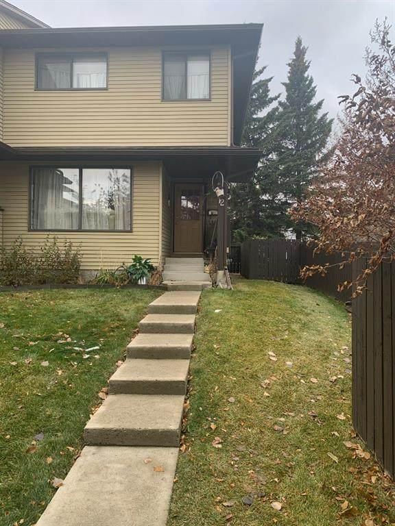 380 Bermuda Drive NW #12, Calgary, AB T3K 2B2 (#A1045730) :: Canmore & Banff