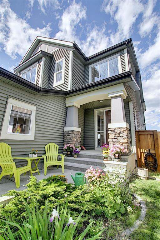 58 Jumping Pound Terrace, Cochrane, AB T4C 0K3 (#A1045806) :: Western Elite Real Estate Group
