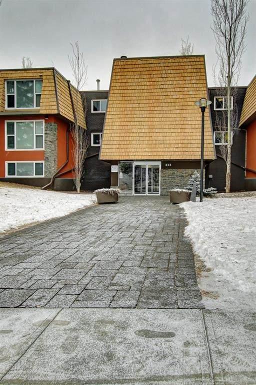 315 50 Avenue SW #301, Calgary, AB T2S 1H3 (#A1046281) :: The Cliff Stevenson Group