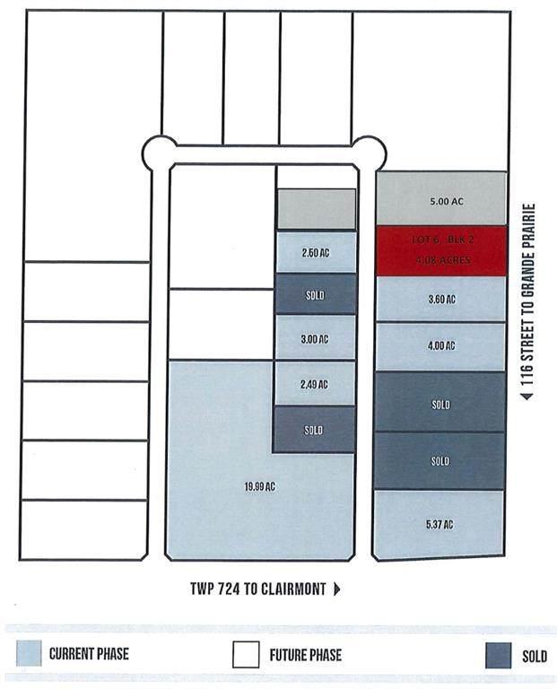Part of Se 28-72-6-W6, Clairmont, AB T0H 0W0 (#A1046286) :: Team Shillington | eXp Realty