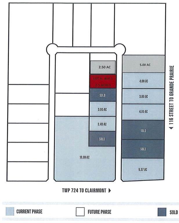 Part of Se 28-72-6-W6, Clairmont, AB T9H 0W0 (#A1046291) :: Team Shillington | eXp Realty