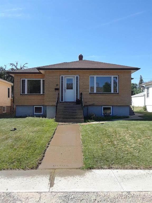 59 3 Street SW, Medicine Hat, AB T1A 0G3 (#A1047090) :: Redline Real Estate Group Inc