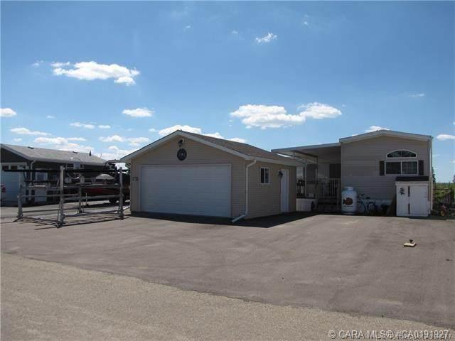 10046 Township Road 422, Rural Ponoka County, AB T0C 2J0 (#A1050637) :: The Cliff Stevenson Group