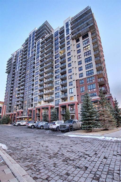 8880 Horton Road SW #1210, Calgary, AB T2V 2W4 (#A1050908) :: Calgary Homefinders