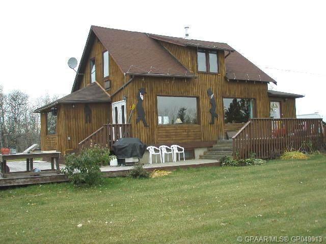18 104051 HWY 671 Highway, Rural Grande Prairie No. 1, County of, AB T0H 0C0 (#A1051504) :: Calgary Homefinders