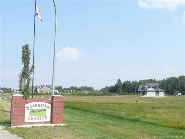 253050 Township Road 424, Rural Ponoka County, AB T4J 1R1 (#A1052691) :: Redline Real Estate Group Inc