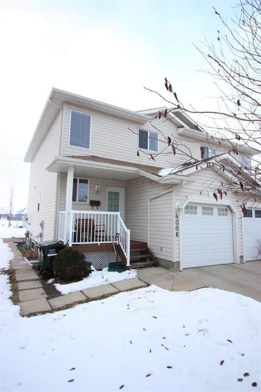 4006 69A Street Close, Camrose, AB T4V 4X9 (#A1054847) :: Calgary Homefinders