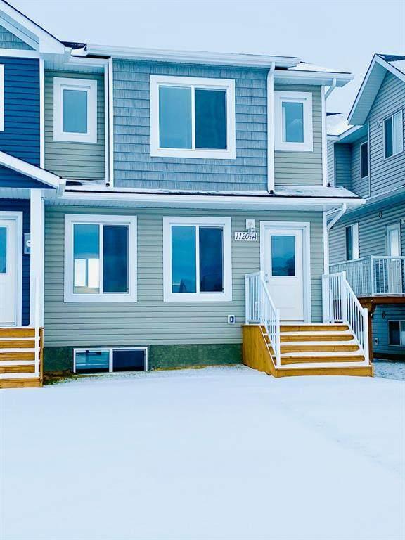 11201 95 Street A, Clairmont, AB T8X 5C5 (#A1059482) :: Redline Real Estate Group Inc