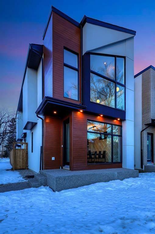 1504 4 Street NE, Calgary, AB T2E 1E7 (#A1059518) :: Redline Real Estate Group Inc