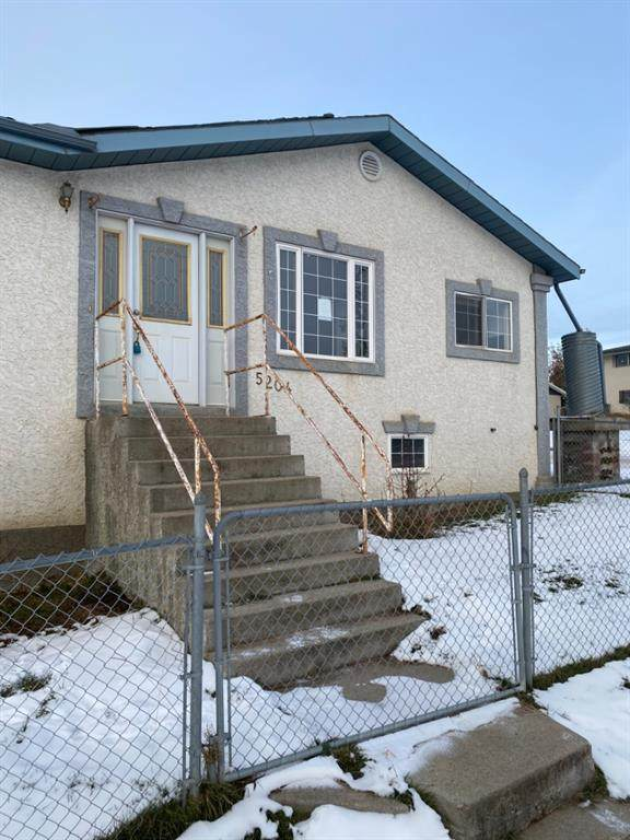 5204 52 Street Drive, Rocky Mountain House, AB T4T 1G8 (#A1060183) :: Calgary Homefinders