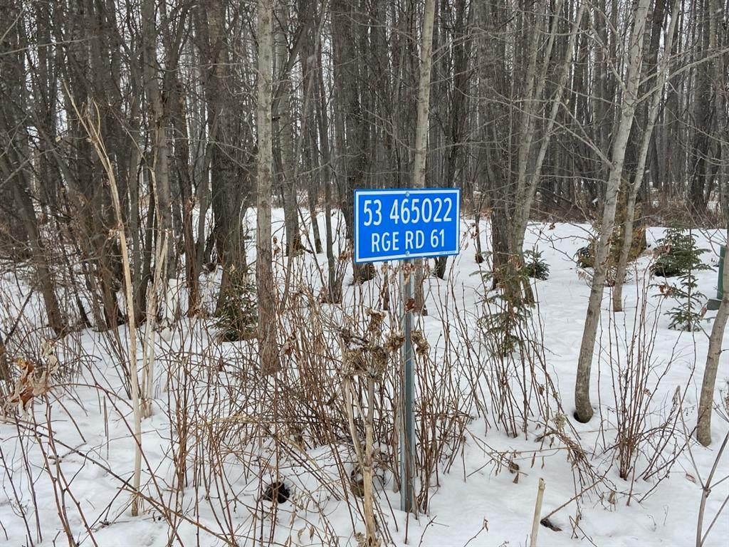 465022 Range Road 6-1 - Photo 1