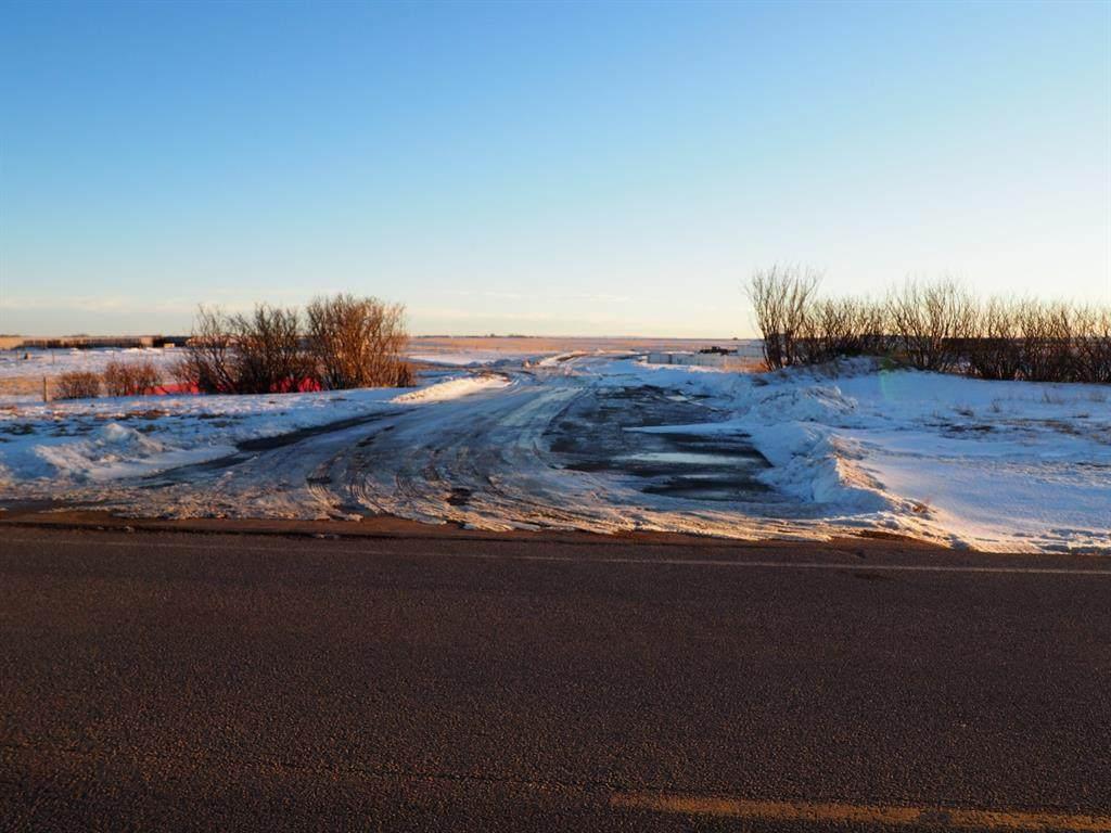 281071 township road 114 Ave S.E. Road - Photo 1