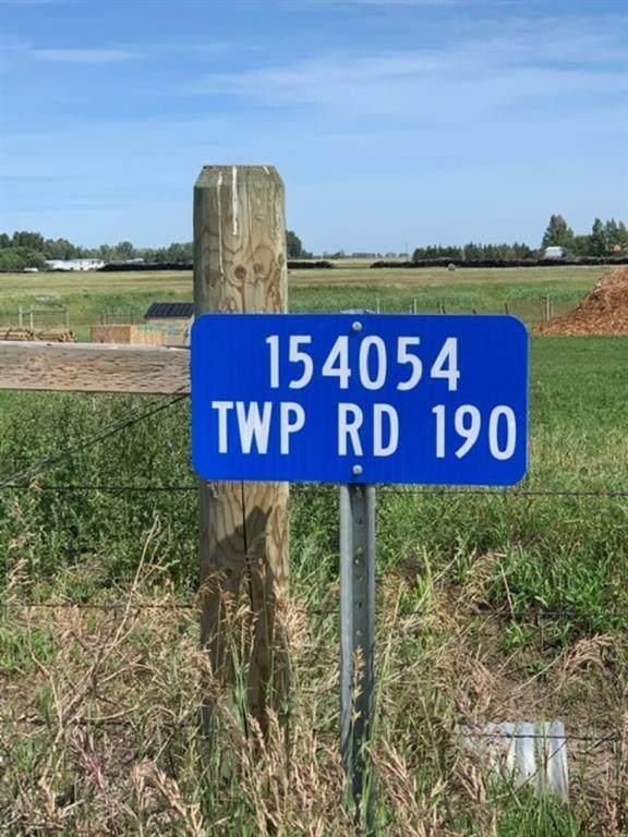 154054 Twn Rd 190 Road - Photo 1