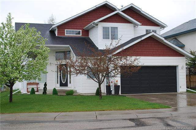 5854 65 Avenue, Rocky Mountain House, AB T4T 1N7 (#A1061789) :: Calgary Homefinders