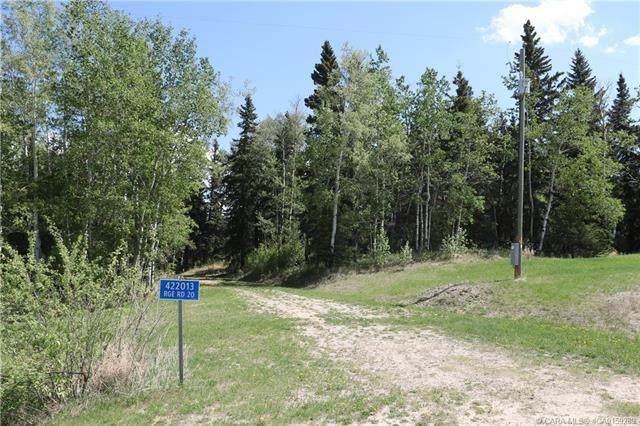 422013 Range Road 20 - Photo 1