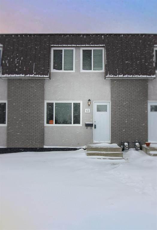 3406 20 Avenue S #13, Lethbridge, AB T1K 3M8 (#A1063491) :: Western Elite Real Estate Group