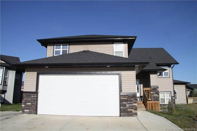 10 Iron Wolf Court, Lacombe, AB T4L 0E9 (#A1066226) :: Western Elite Real Estate Group