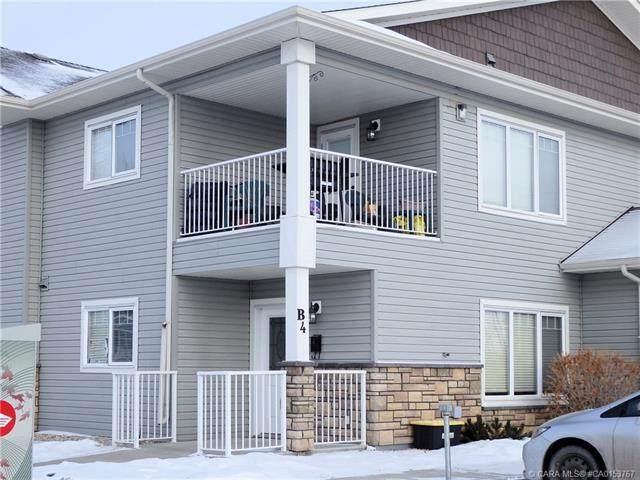 99 Pioneer Way B4, Blackfalds, AB T0M 0J0 (#A1066989) :: Western Elite Real Estate Group