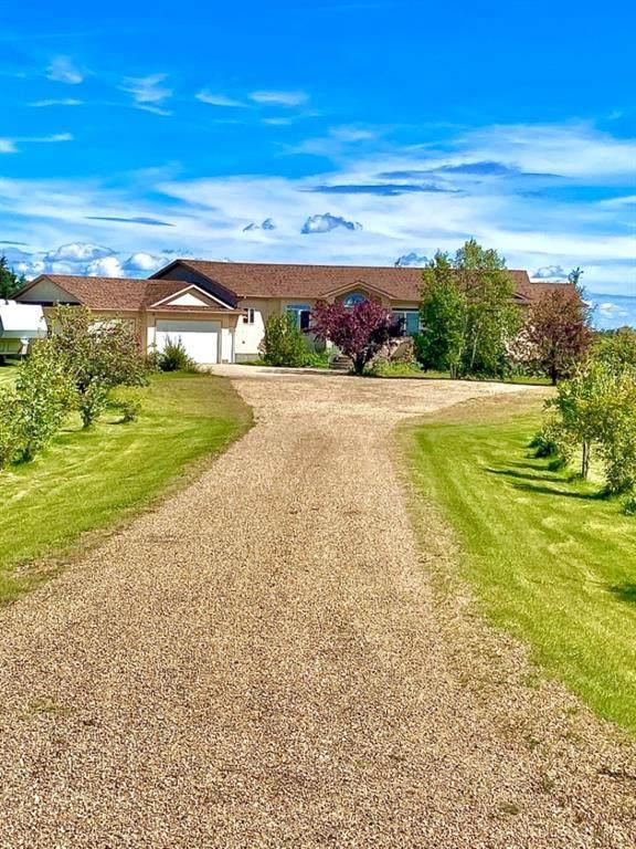 46133 Range Road 200, Rural Camrose County, AB T4V 1M9 (#A1067086) :: Redline Real Estate Group Inc