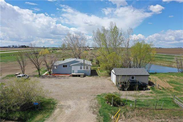 94016 Range Rd 191A, Rural Lethbridge County, AB T1M 1M5 (#A1072277) :: Calgary Homefinders