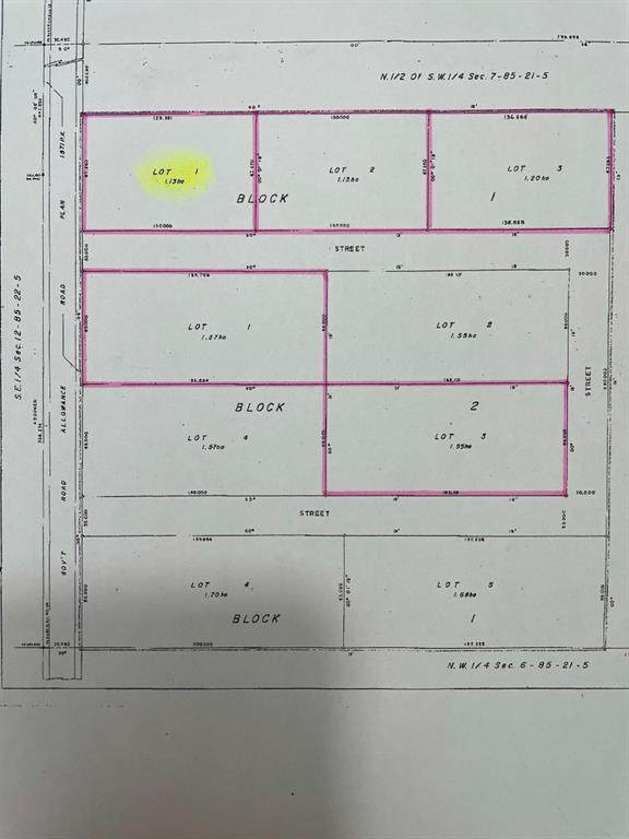 Lot 1 Block 1 Range Road 220, Rural Northern Lights M.D., AB T0H 3B0 (#A1072289) :: Calgary Homefinders