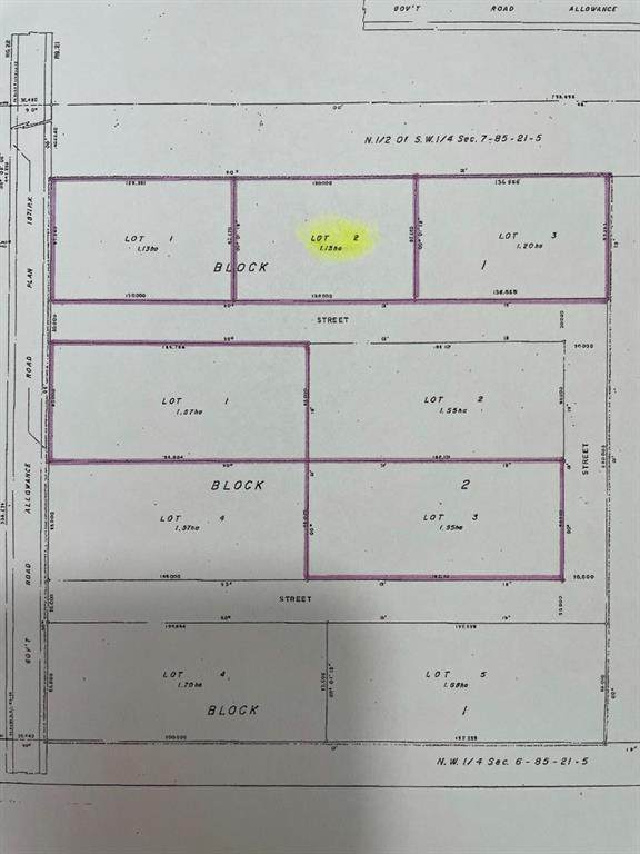 Lot 2 Block 1 Range Road 220, Rural Northern Lights M.D., AB T0H 3B0 (#A1072293) :: Calgary Homefinders