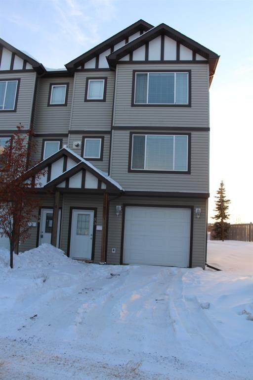240 Laffont Way NW #53, Fort Mcmurray, AB T9H 1S2 (#A1073261) :: Calgary Homefinders