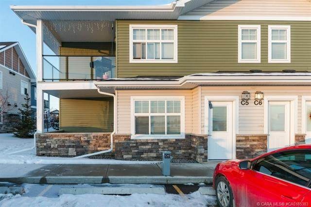5300 Vista Trail C5, Blackfalds, AB T0M 0J0 (#A1073578) :: Calgary Homefinders