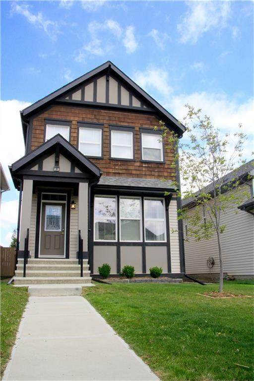 28 Skyview Point Common NE, Calgary, AB T3N 0H1 (#A1074502) :: Western Elite Real Estate Group