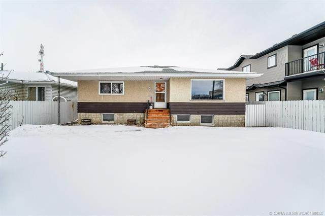 5148 47 Street, Innisfail, AB T4G 1L8 (#A1075604) :: Redline Real Estate Group Inc