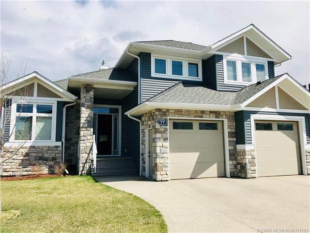 77 Lalor Drive, Red Deer, AB T4R 0R5 (#A1075946) :: Greater Calgary Real Estate