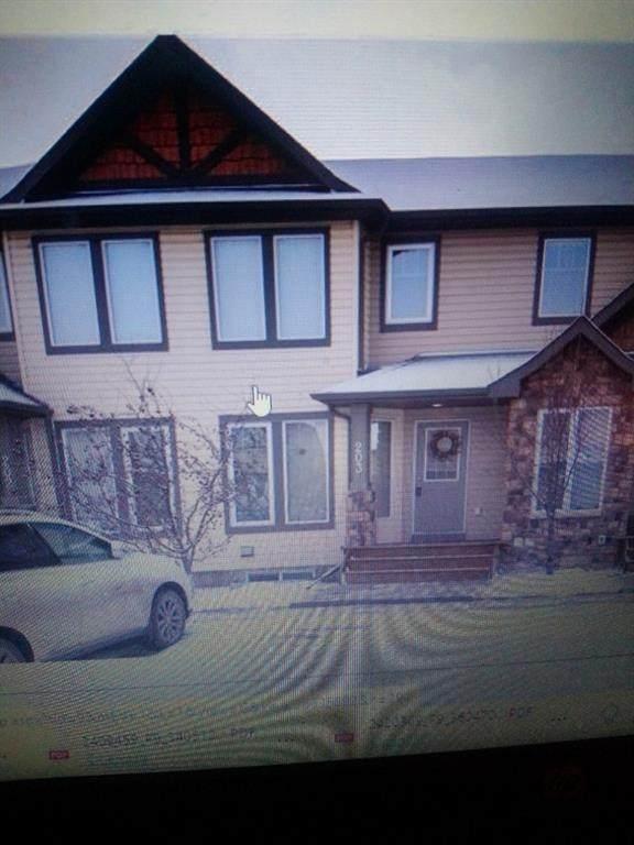 2445 Kingsland Road SE #203, Airdrie, AB T2A 0B4 (#A1076272) :: Redline Real Estate Group Inc
