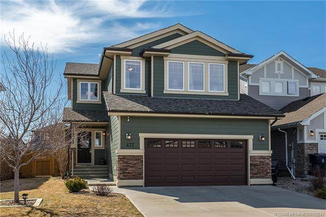 477 Twinriver Road W, Lethbridge, AB T1J 1X4 (#A1076776) :: Greater Calgary Real Estate