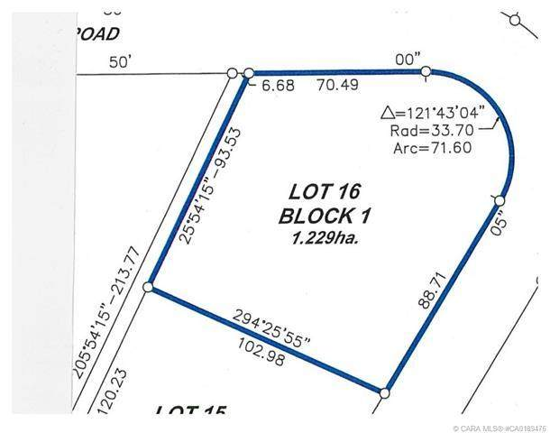 27211 Highway 12 #57, Rural Lacombe County, AB T4L 1N1 (#A1077969) :: Canmore & Banff