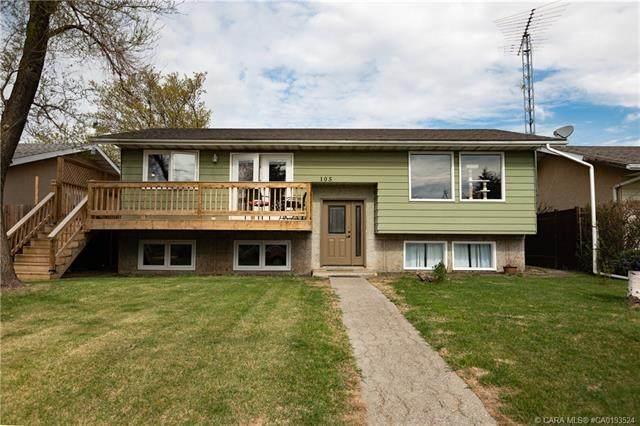 105 Niblock Street, Bawlf, AB T0B 0J0 (#A1078211) :: Calgary Homefinders