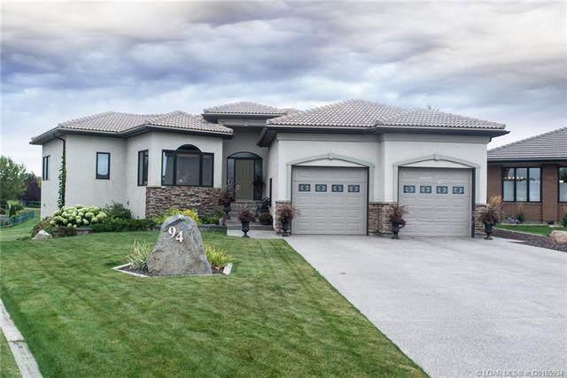 94 Fairmont Cove S, Lethbridge, AB T1K 7M6 (#A1080031) :: Calgary Homefinders