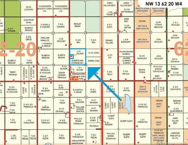 Township Rd 622 Range Rd 201, Newbrook, AB T0A 2P0 (#A1080066) :: Redline Real Estate Group Inc