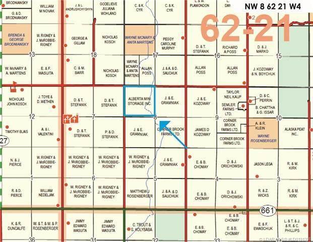 Range Rd 215 Twp Rd 622, Rural Thorhild County, AB T0A 2J0 (#A1080162) :: Redline Real Estate Group Inc