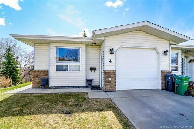 5125 62 Street #4, Red Deer, AB T4N 6Y3 (#A1080426) :: Calgary Homefinders