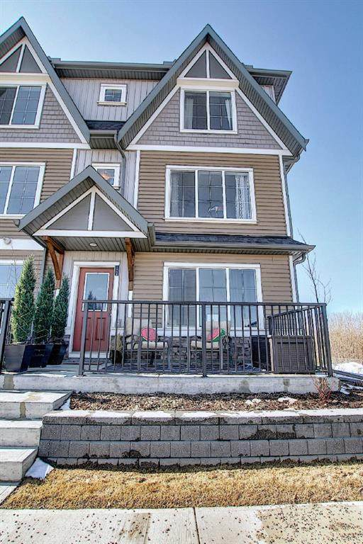 250 Fireside View #2406, Cochrane, AB T4C 2M2 (#A1084023) :: Western Elite Real Estate Group