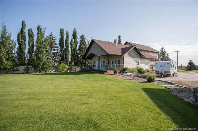 4520 45 Avenue, Lacombe, AB T4L 1W3 (#A1084393) :: Greater Calgary Real Estate