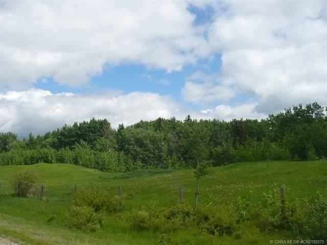 421035 Range Road 20, Rural Ponoka County, AB T0C 2J0 (#A1085023) :: Western Elite Real Estate Group